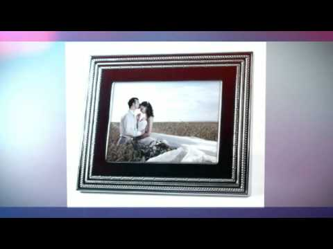 Vera Wang Love Noir Digital Photo Frame 8 Inch Youtube