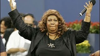 Venus & Serena's Mom Oracene Gets Down to Queen of Soul Aretha Franklin  at 1:11