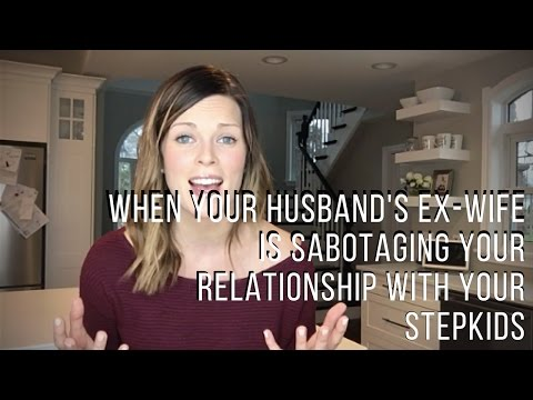 how to handle your ex-wife dating someone else