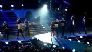 Jennifer Lopez- Dance for your papi LIVE 2012 HD (Atlantic city boardwalk hall 7/29/12) Thumbnail