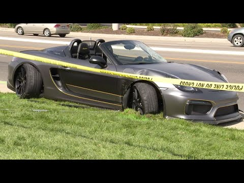 Sports Car Strikes Crowd Of People In Boise, Injuring 11