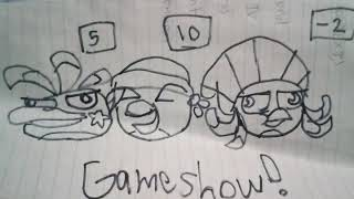 Cillow and Friends Season 1, Ep. 3 GAME SHOW!!! ft. HeadbandBird, Bluejay, and GerardtheRedBird