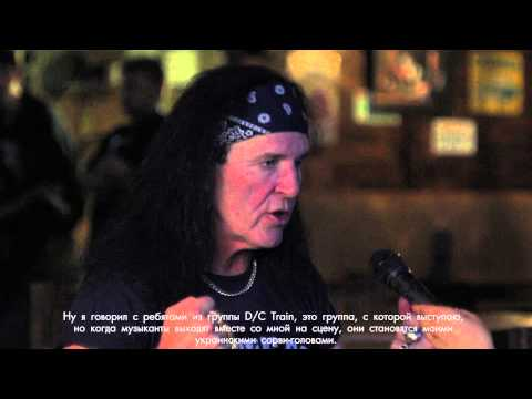 METAL STREET NEWS - Dave Evans in Route-66.