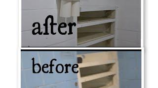 미용실 화장실 Paint 셀프페인트