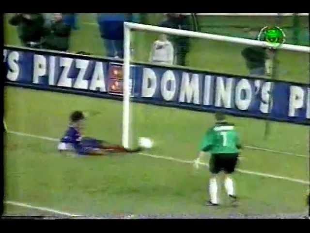PSG 5 - NANTES 0  (saison 1995/1996)