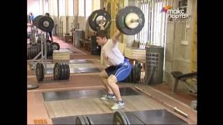 Сочинские тяжелоатлеты стали чемпионами России