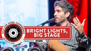 """Bright Lights, Big Stage"" 