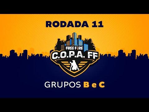C.O.P.A. FF - Rodada 11 - Grupos B E C