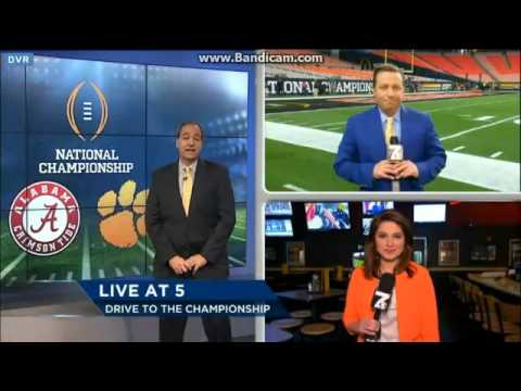 WSPA: 7 News Live At 5pm Open--01/11/16