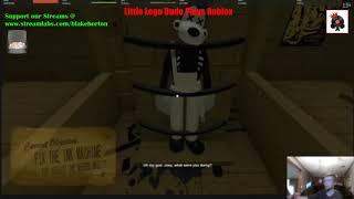 LittleLegoDude Plays! Roblox xbox1 1080p 30fps H264 128kbit AAC