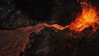 Volcano in Reykjanes - part 7