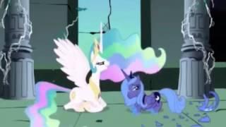 My little pony: princess luna~!