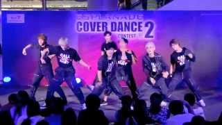 150614 The Most Wanted cover EXO - Call Me Baby + Love Me Right @Esplanade Cover Dance #2 (Audition)