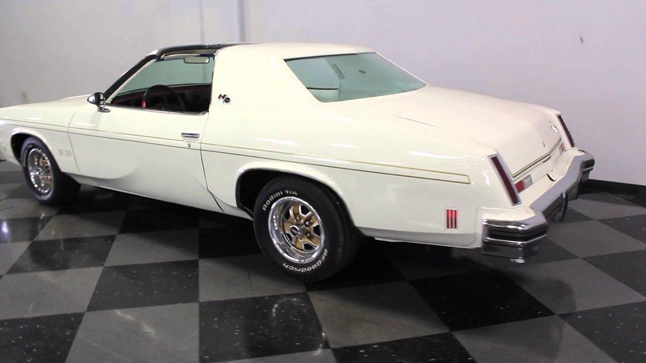 1639 DFW 1975 Oldsmobile Cutlass Hurst Olds - YouTube