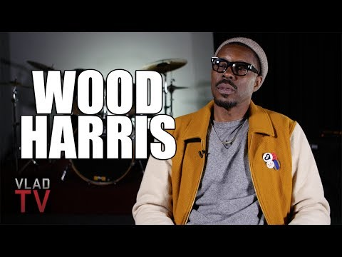 Wood Harris on Rap Cyphering with 2Pac While Shooting 'Above the Rim'