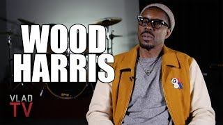 Wood Harris on Rap Cyphering with 2Pac While Shooting