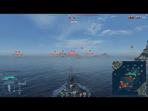 Ognevoi — Soviet Tier VIII destroyer
