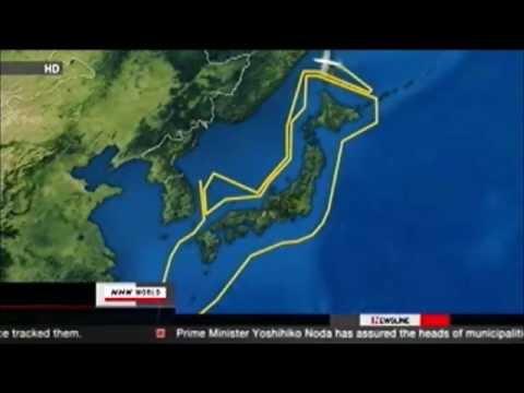 China (December) & Russia (September) Surveying Post-Fukushima Japan