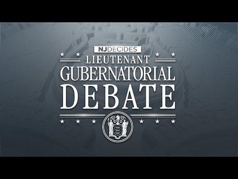 NJ Decides: The lieutenant gubernatorial debate