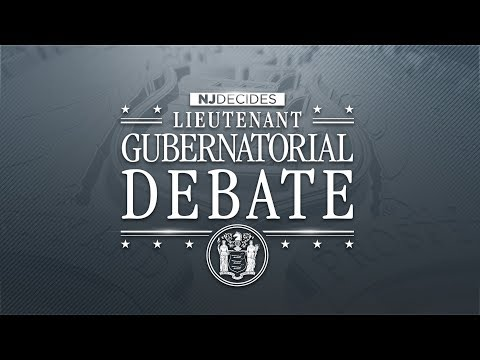 NJ Decides: The lieutenant gubernatorial debate