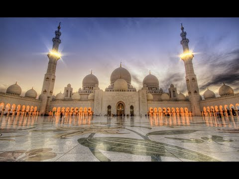 Tour Of Sheikh Zayed Grand Mosque Abu Dhabi