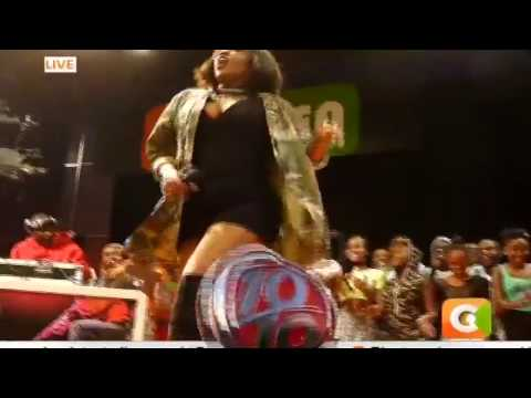 10 Over 10 |  Victoria Kimani's  HOT performance