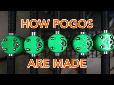 Thumbnail: How Pogo Sticks Are Made