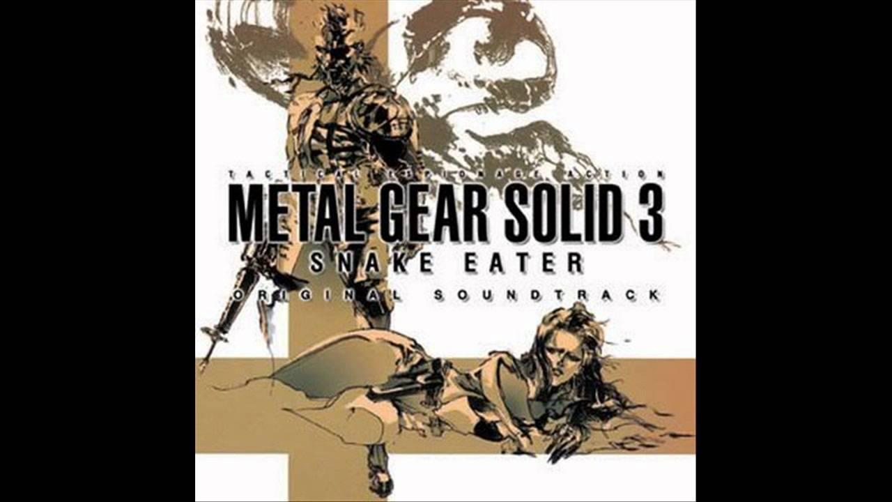 Metal Gear Solid 3 Snake Eater Ps2 Complete Soundtrack