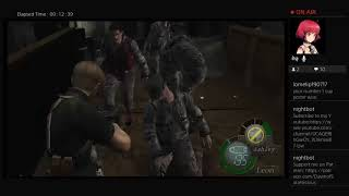 {Awww man, it's always the big monsters} Resident Evil 4 Gameplay #14