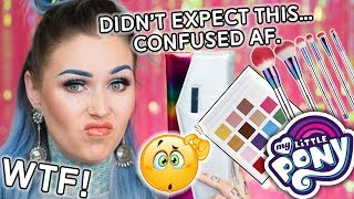 REAL AF REVIEW: PÜR Cosmetics My Little Pony Collection First Impressions | KristenLeanneStyle