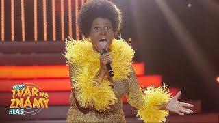 Michaela Badinková jako Aretha Franklin