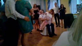 """Свадебный конкурс """"Музыкальные инструменты"""" !! смотреть до конца !!"""