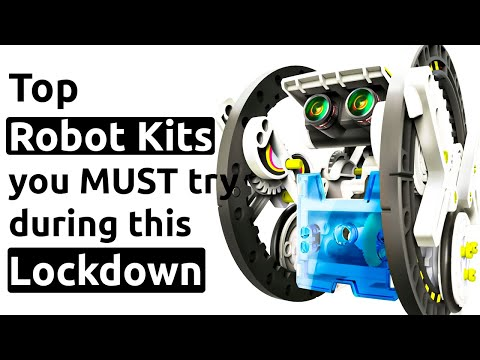 Robotics Kits for Beginners | Must try Robot Kits for Hobbyists