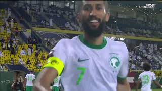 ملخص أهداف مباراة السعودية 3 - 0 أوزبكستان | التصفيات المشتركة المؤهلة لكأس العالم 2022 و اسيا 2023