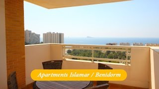 Апартаменты в Бенидорме с 3 спальнями - Islamar(, 2016-08-26T03:52:06.000Z)