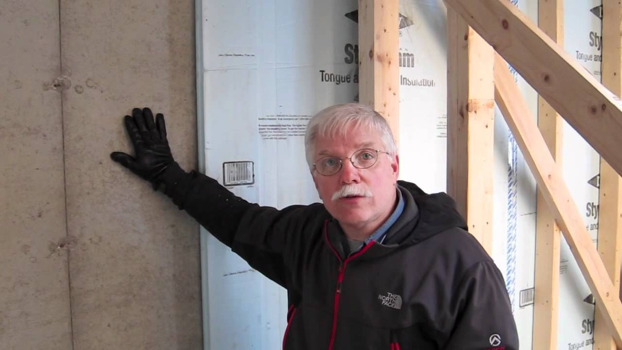 Basement Insulation Tips   YouTube