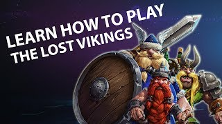 The Lost Vikings Guide | Heroes of the Storm Patch 30.3