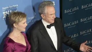 Beatty receives Kirk Douglas Award