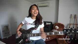 KOTAK - Beraksi (Bass cover by Wanda Omar)
