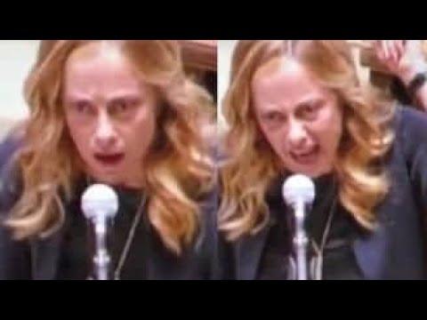 Meloni a Conte: 'Non rida. Siete dei pazzi irresponsabili' (29.07.20)