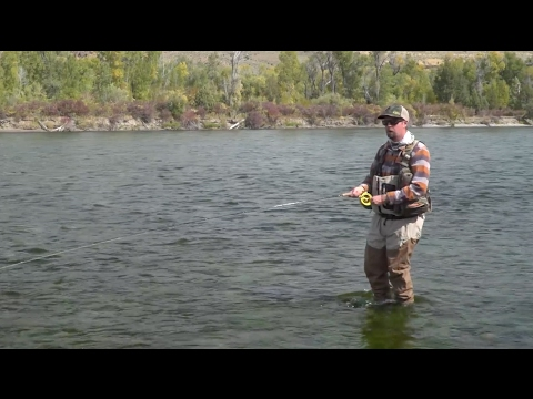 How To Mend Fly Fishing Video - RIO Products