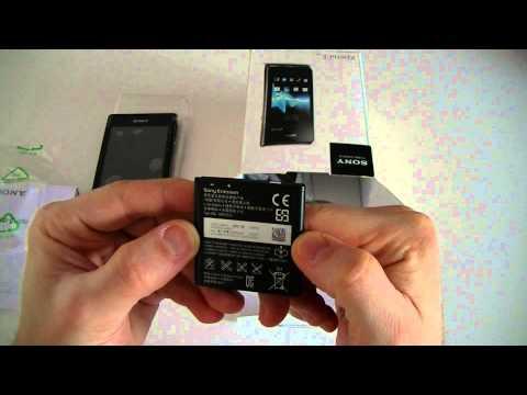 Sony Xperia E Dual - déballage | par Top-For-Phone.fr