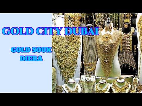 GOLD CITY DUBAI / GOLD SOUK IN DEIRA/ OFW SA DUBAI /UNITED ARAB EMIRATES /JERLIE – OFW CHANNEL