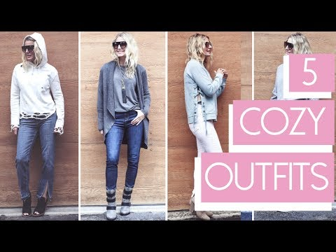 NEW 5 Casual & Cozy Looks | Nordstrom Anniversary Sale | Fashion Over 40