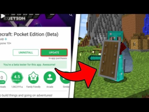 NEW FEATURES COMING TO MCPE 1.2?! (Pocket Edition)