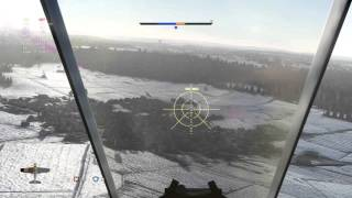 Goddamn magical autopilot... (War Thunder)