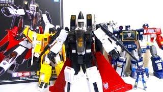 【トランスフォーマー】MP-11NR ラムジェット ヲタファのじっくり変形レビュー / MP-11NR Ramjet Transformers Masterpiece