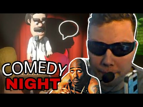 A Comedy Night With Karaoke & Cringy Jokes