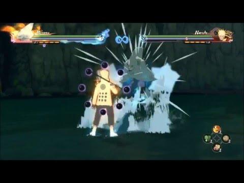 ALL SUITON/WATER STYLE JUTSU - Naruto Shippuden Ultimate Ninja Storm 4