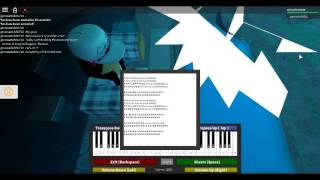 ROBLOX | Virtual Piano | Imagine Dragons - Demons | Easy